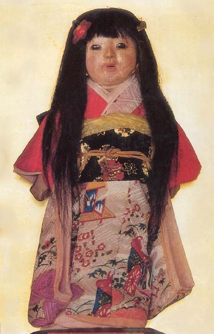 Mystery Of Okiku All Time Growing Hair Doll Mythistory